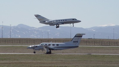 A picture of N446D -  - [] - © Craig Mills