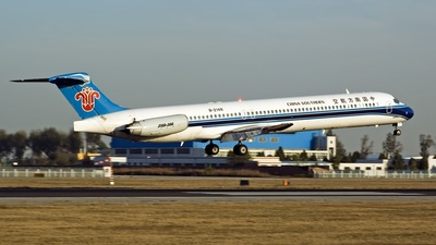 B-2148 - McDonnell Douglas MD-82 - China Southern Airlines