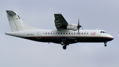 PH-RAQ - ATR 42-320 - EuroManx Airways (Rossair Europe)