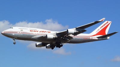 VT-ESM - Boeing 747-437 - Air India