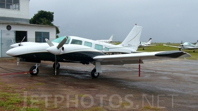 PT-VQD - Embraer EMB-810D Seneca III - Private