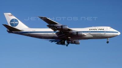 N739PA - Boeing 747-121 - Pan Am