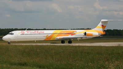 UR-WRB - McDonnell Douglas MD-82 - Windrose Airlines