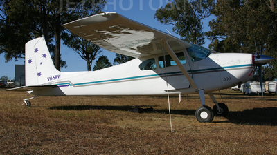 VH-SRW - Cessna 180E Skywagon - Private