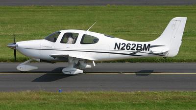 N262BM - Cirrus SR20 - Private