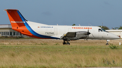 YV2546 - Embraer EMB-120RT Brasília - Transcarga International Airways