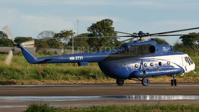 A picture of HK3731 - Mil Mi8MTV1 Hip -  - © Santiago Escobar