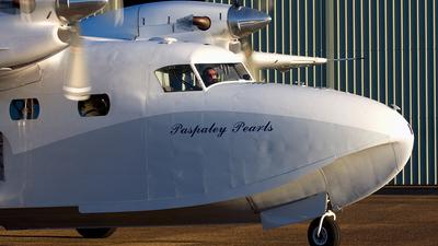 A picture of VHPPI - Grumman G73AT Turbo Mallard - [J23] - © Jeremy Soulsby