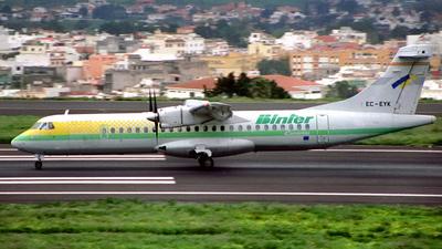 EC-EYK - ATR 72-202 - Binter Canarias