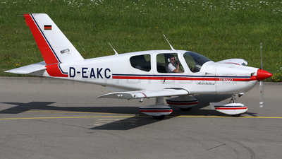 A picture of DEAKC - Socata TB10 Tobago - [1160] - © Peter Menner