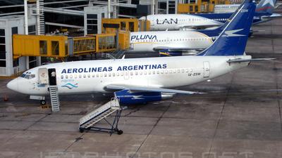LV-ZSW - Boeing 737-236(Adv) - Aerolíneas Argentinas