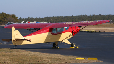 NC98965 - Piper PA-12-125 Super Cruiser - Private