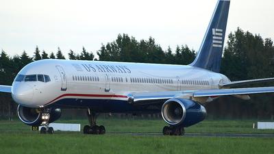 N206UW - Boeing 757-2B7 - US Airways