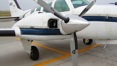 N3255U - Beechcraft 58 Baron - Private