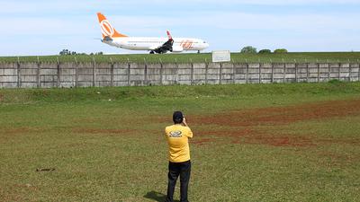 SBLO - Airport - Spotting Location