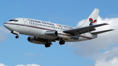 VP-CKX - Boeing 737-236(Adv) - Cayman Airways