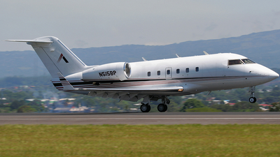 N515BP - Canadair CL-600-1A11 Challenger 600S - Private