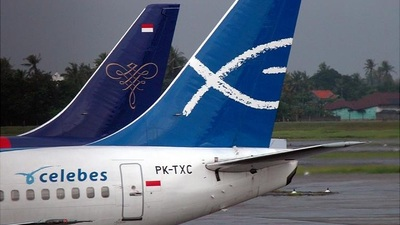 PK-TXC - Boeing 737-2B7(Adv) - Xpress Air