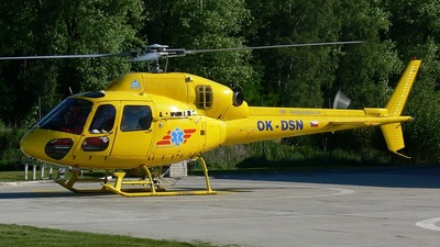 OK-DSN - Eurocopter AS 355N Ecureuil 2 - Delta System-Air