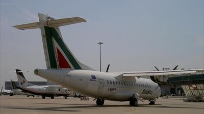 I-NOWT - ATR 42-300 - Alitalia Express