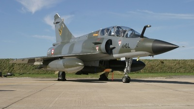 375 - Dassault Mirage 2000 - France - Air Force
