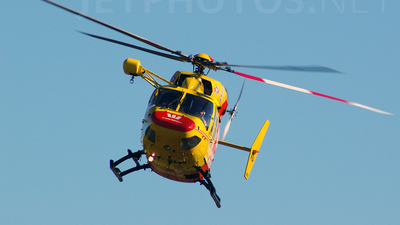 VH-SLA - Kawasaki BK117 B2 - Southern Region SLSA Helicopter Rescue