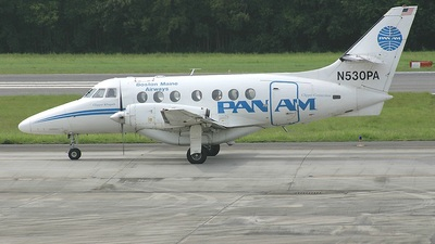 N530PA - British Aerospace Jetstream 31 - Pan Am Clipper Connection (Boston-Maine Airways)