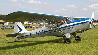 G-AIBH - Auster J1N Alpha - Private