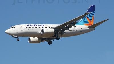 PR-GOQ - Boeing 737-76N - Varig