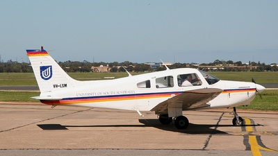 VH-LSM - Piper PA-28-161 Warrior II - University of South Australia