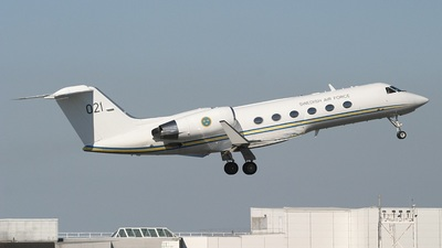 102001 - Gulfstream Tp102A - Sweden - Air Force