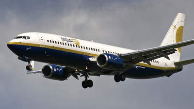 N740EH - Boeing 737-8DC - Miami Air International