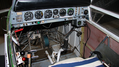 F-GFPD - Piper PA-25-235 Pawnee - Private