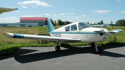 C-GGJQ - Piper PA-28-140 Cherokee - Private