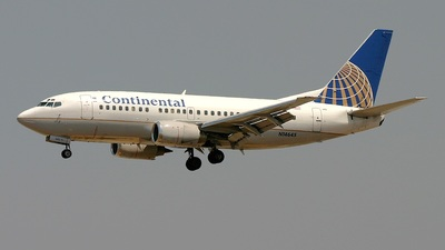 N14645 - Boeing 737-524 - Continental Airlines