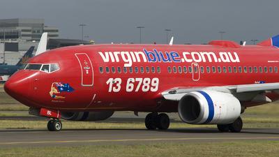 VH-VBL - Boeing 737-7Q8 - Virgin Blue Airlines