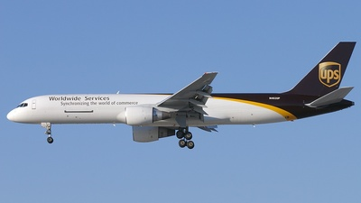 N402UP - Boeing 757-24A(PF) - United Parcel Service (UPS)