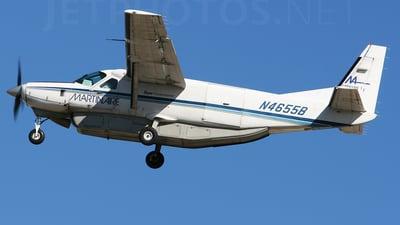 A picture of N4655B - Cessna 208B Super Cargomaster - Martinaire - © Jonathan Morgan