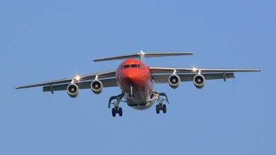 OO-TAD - British Aerospace BAe 146-300(QT) - TNT Airways