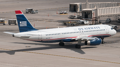 N621AW - Airbus A320-231 - US Airways