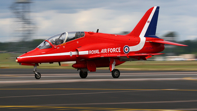 XX294 - British Aerospace Hawk T.1 - United Kingdom - Royal Air Force (RAF)
