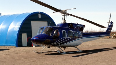 C-GKTL - Bell 212 - Great Slave Helicopters