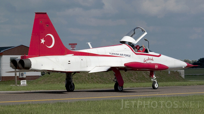 3051 - Canadair NF-5A Freedom Fighter - Turkey - Air Force