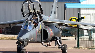 E58 - Dassault-Breguet-Dornier Alpha Jet E - France - Air Force