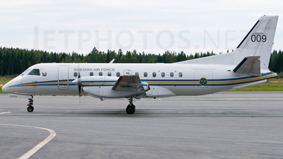 100009 - Saab Tp100C - Sweden - Air Force