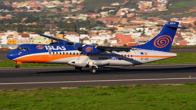 EC-JCD - ATR 72-202 - Islas Airways