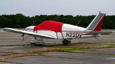A picture of N22DV - Piper PA28180 - [281763] - © Elad Eckstein