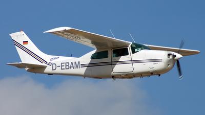 D-EBAM - Cessna 210L Centurion II - Private