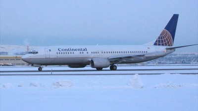 N36272 - Boeing 737-824 - Continental Airlines