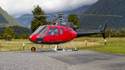 A picture of ZKHMM - Eurocopter AS350 B2 - [2436] - © A. W. Raeven